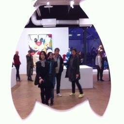 artvue - museum visit
