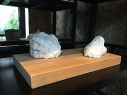 L'œuvre céramique Melt de Julie Progin et Jesse McLin