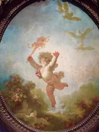 Jean-Honoré Fragonard, L'Amour folie, vers 1775