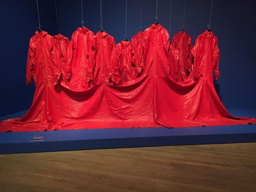 Nicola L., Red Coat, 1969